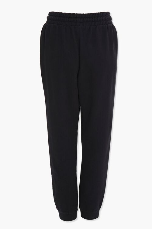 French Terry Drawstring Joggers, image 5