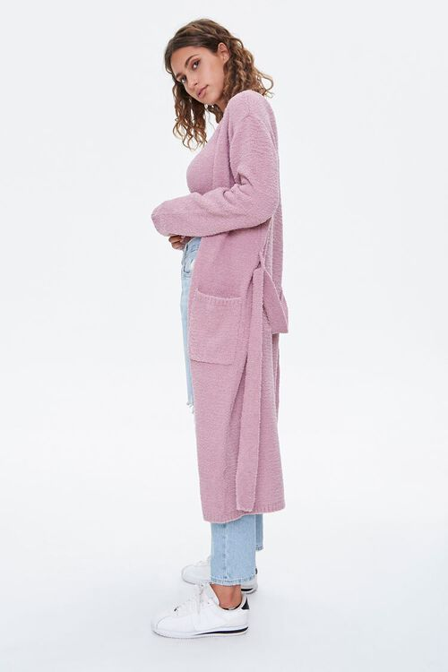 Belted Cardigan Sweater, image 2