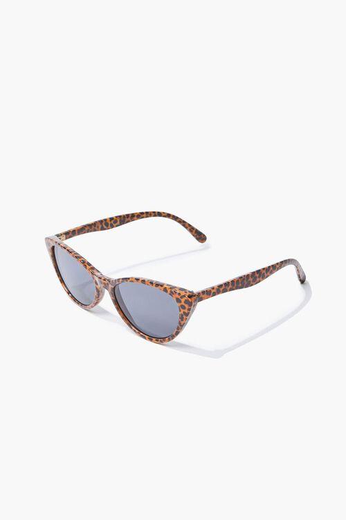 Cheetah Cat-Eye Sunglasses, image 3