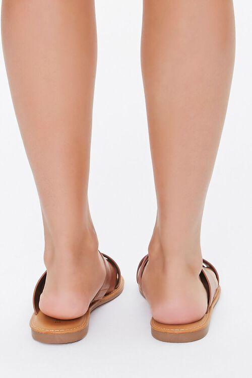 Caged Crisscross Sandals, image 4