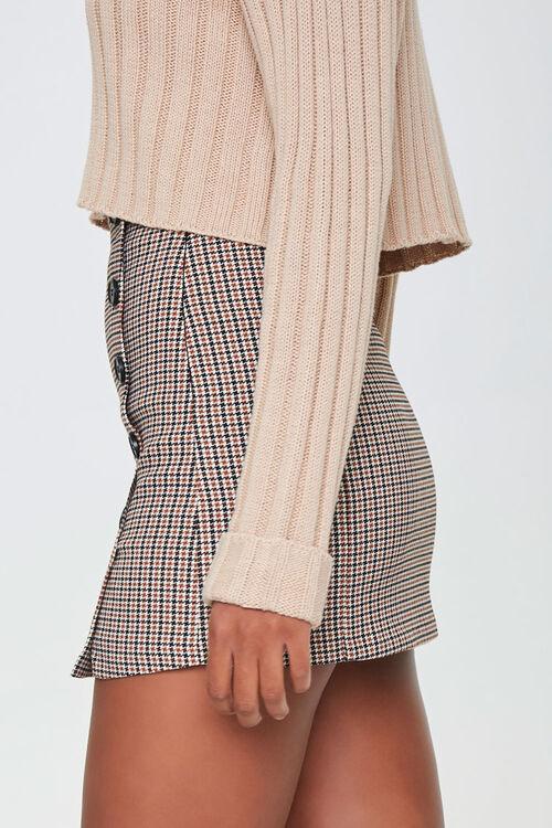 Plaid Mini Skirt, image 2