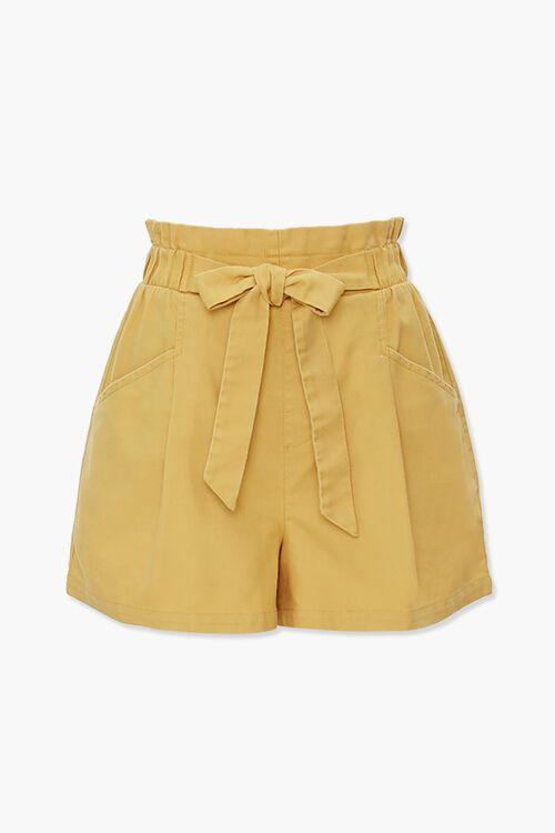 Paperbag Cargo Shorts, image 1