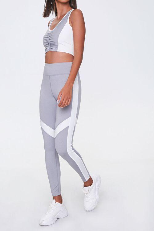Active Colorblock Leggings, image 1