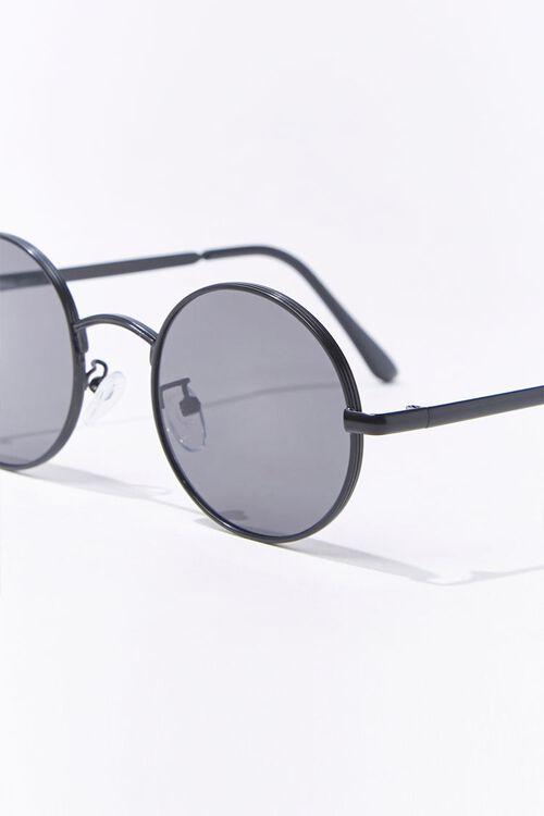 Premium Round Metal Sunglasses, image 3
