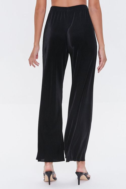 Pleated Wide-Leg Pants, image 4