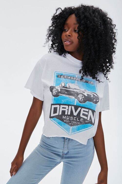 Driven Muscle Graphic Tee, image 1