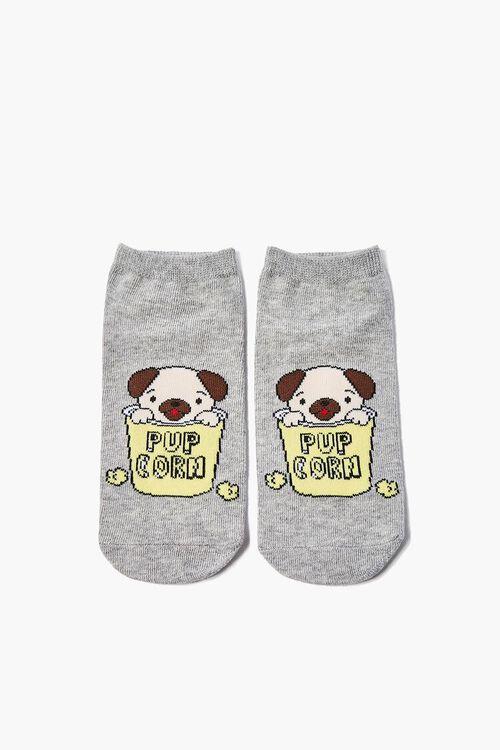Pupcorn Ankle Socks, image 2