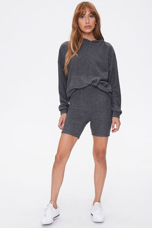Hooded Drop-Shoulder Top, image 4