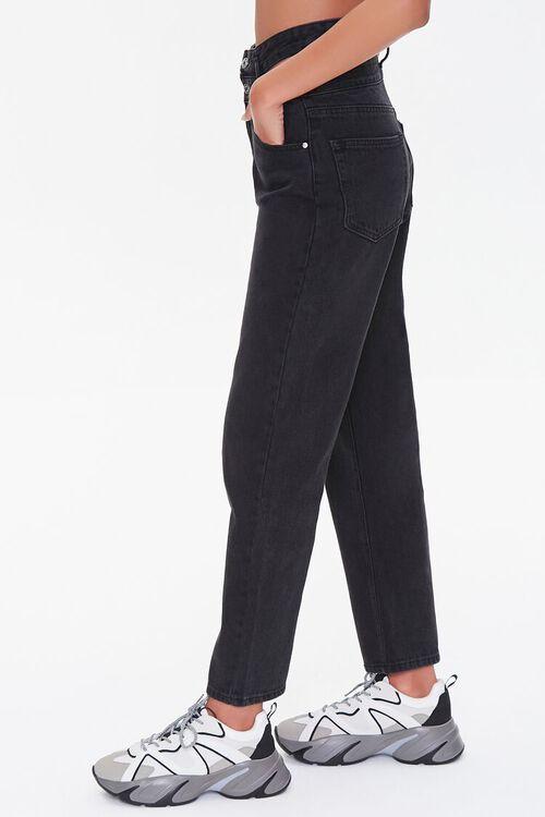 Cutout Straight-Leg Jeans, image 3
