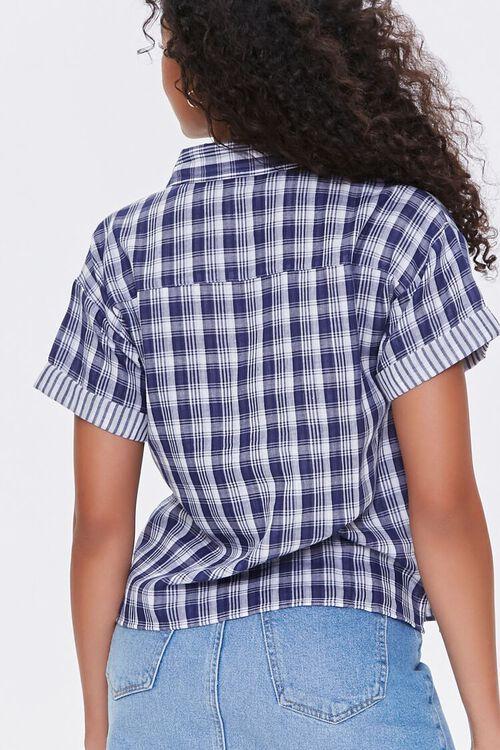 Cuffed Plaid Shirt, image 3