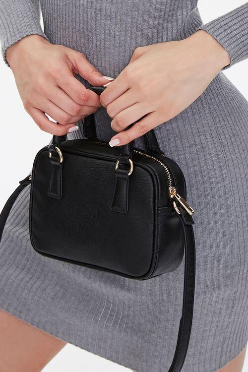 Twin Top Handle Crossbody Bag, image 2