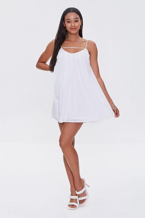 Cami Mini Shift Dress, image 4