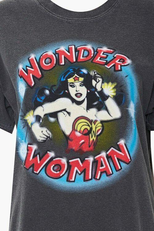 Wonder Woman Graphic Tee, image 3
