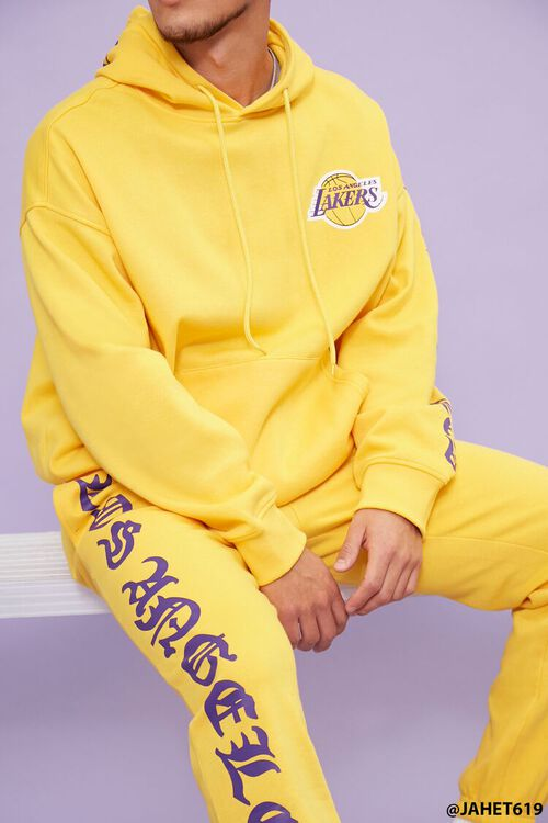 Lakers Graphic Hoodie, image 1