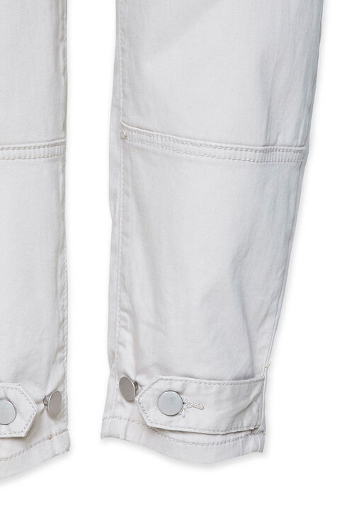 Tab-Cuffed Ankle Pants, image 4