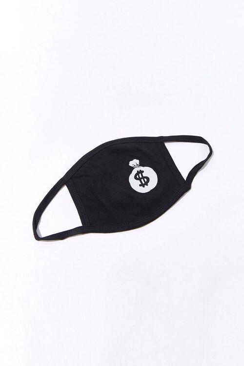Men Money Bag Face Mask, image 5