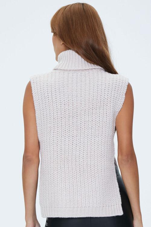 Turtleneck Sweater-Knit Top, image 3