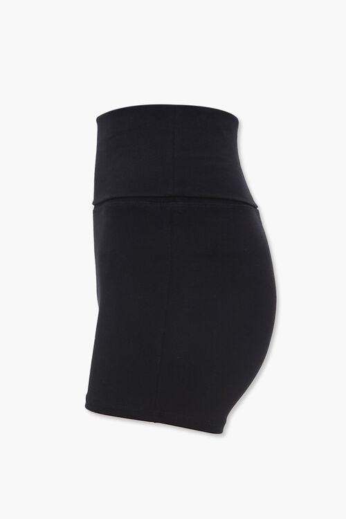 Active Mid-Rise Foldover Shorts, image 2