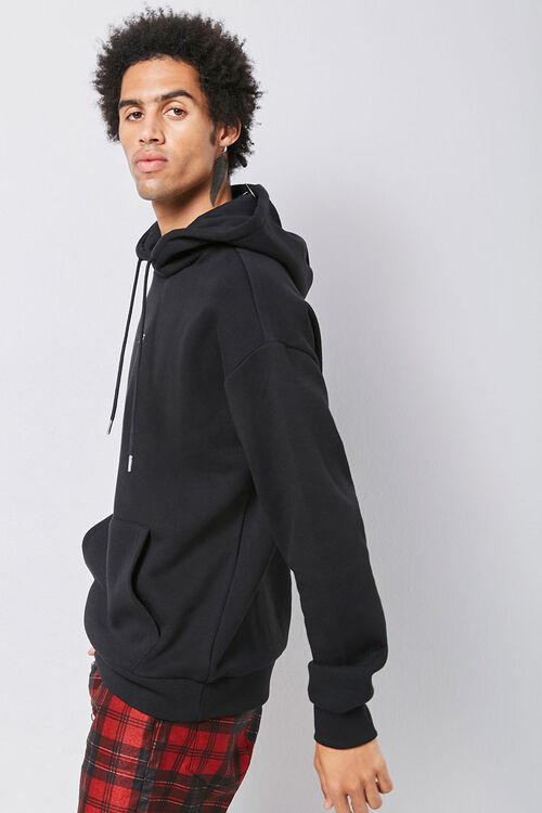 Embroidered Youth Rose Graphic Hoodie, image 2