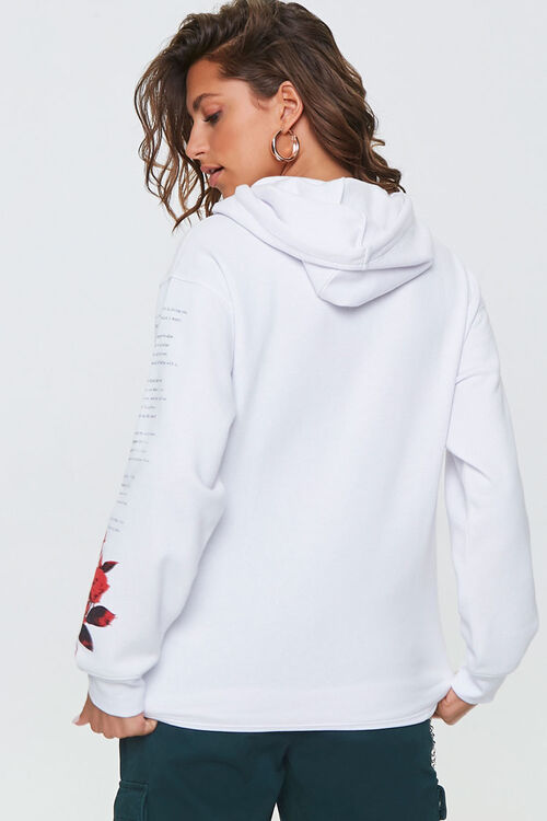 Rose Graphic Hoodie, image 3