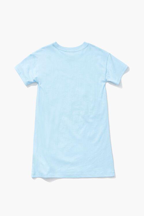 Girls Summer Trip Graphic T-Shirt Dress (Kids), image 2