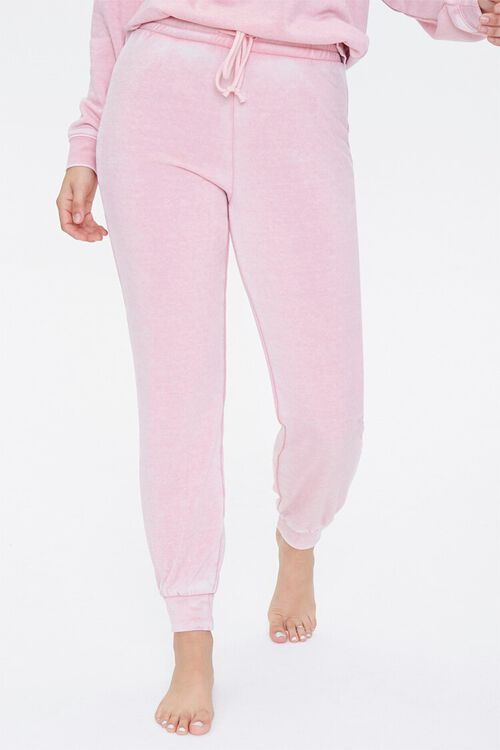 French Terry Pajama Joggers, image 2
