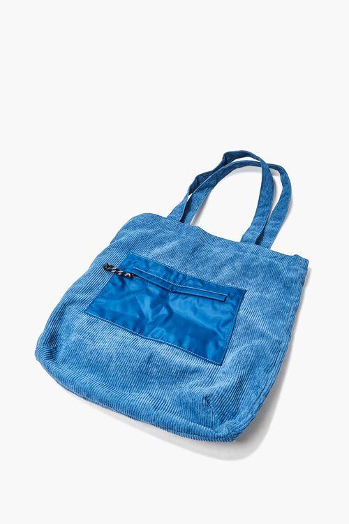 Zip-Pocket Tote Bag, image 1