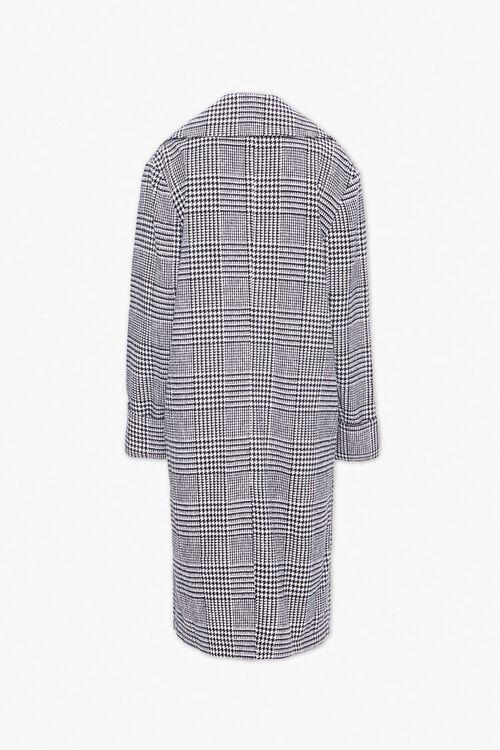 Glen Plaid Longline Coat, image 3