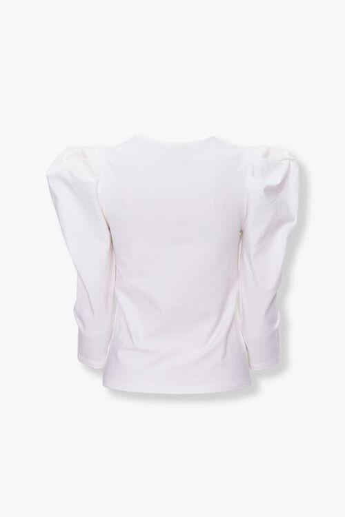 Long-Sleeve Gigot Top, image 2