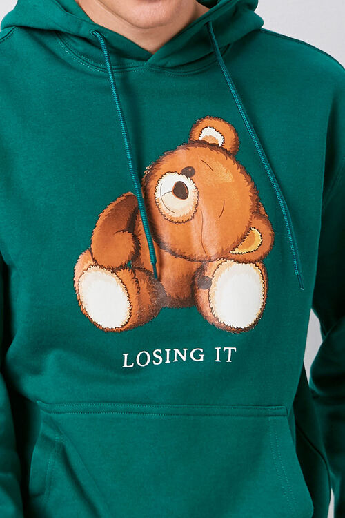Losing It Graphic Hoodie, image 5