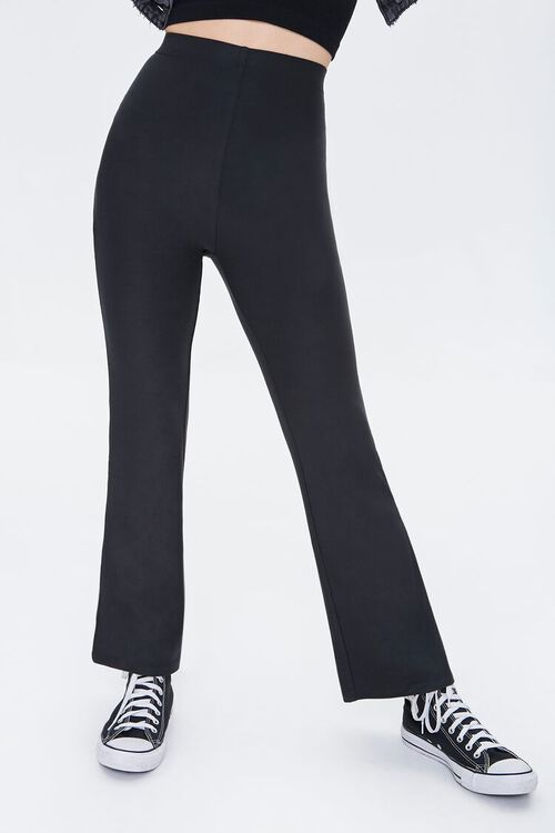 High-Rise Flare Pants, image 2