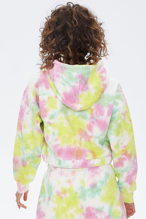 French Terry Tie-Dye Hoodie, image 3