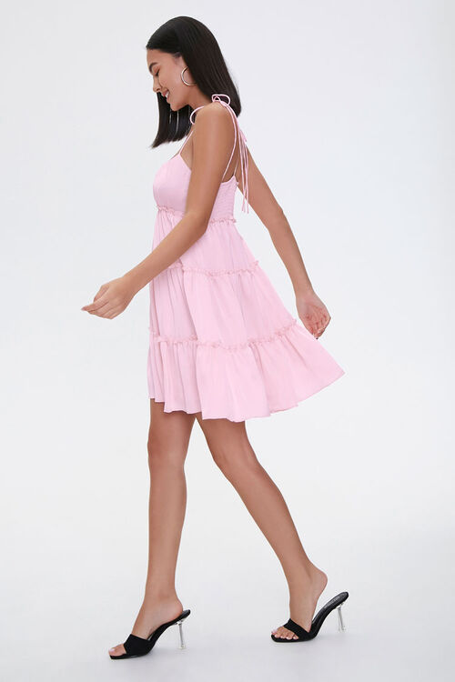 Tiered Mini Cami Dress, image 2