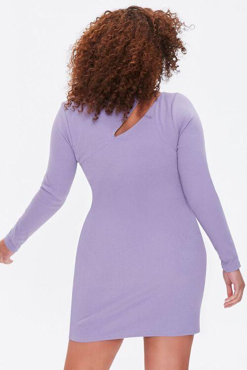 Plus Size Cutout Bodycon Dress, image 3