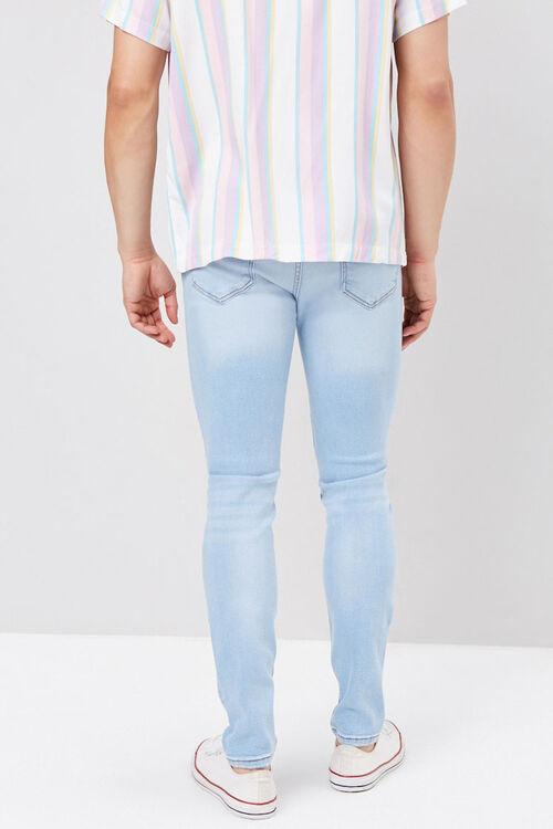 Distressed Paint Splatter Jeans, image 4