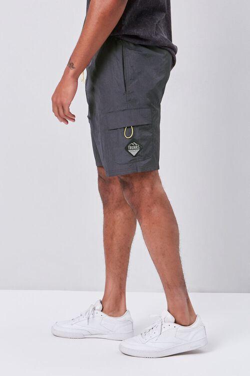 Drawstring Utility Shorts, image 3