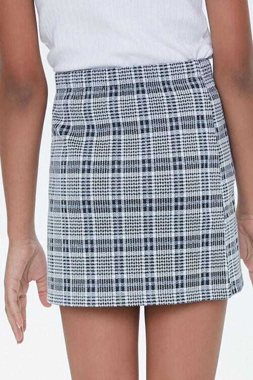 Girls Plaid Skirt (Kids), image 4