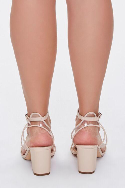 Clear-Strap Block Heels (Wide), image 3