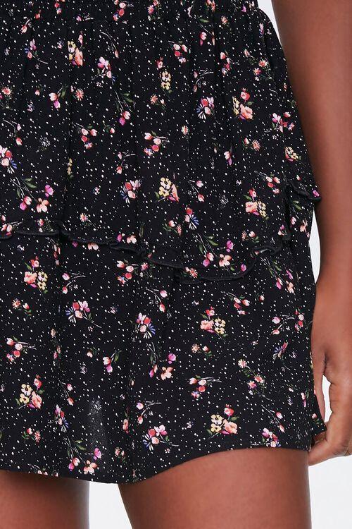 Floral Mini Skirt, image 6