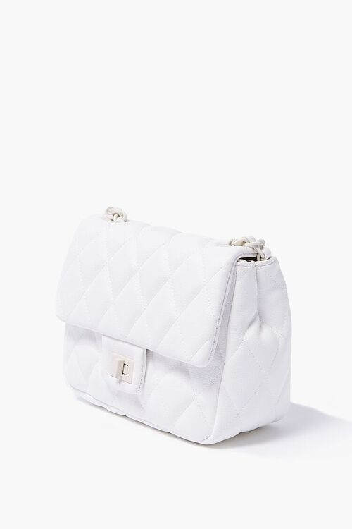 Quilted Square Crossbody Bag, image 2