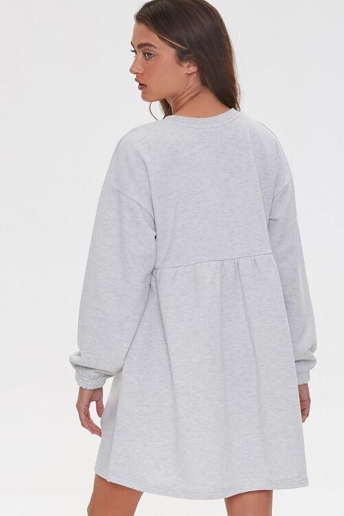 Fleece Mini Dress, image 4