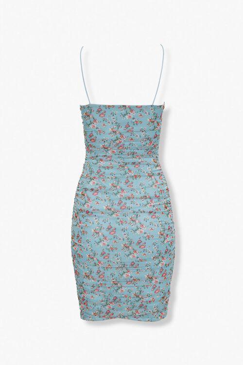 Floral Bodycon Mini Dress, image 3