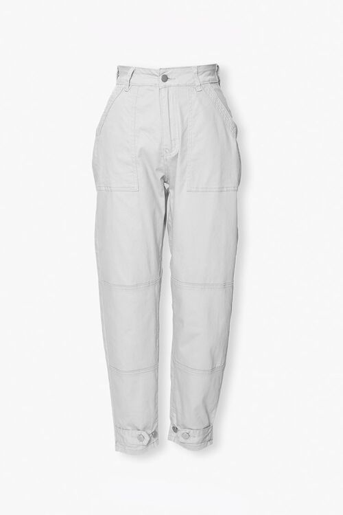 Tab-Cuffed Ankle Pants, image 5