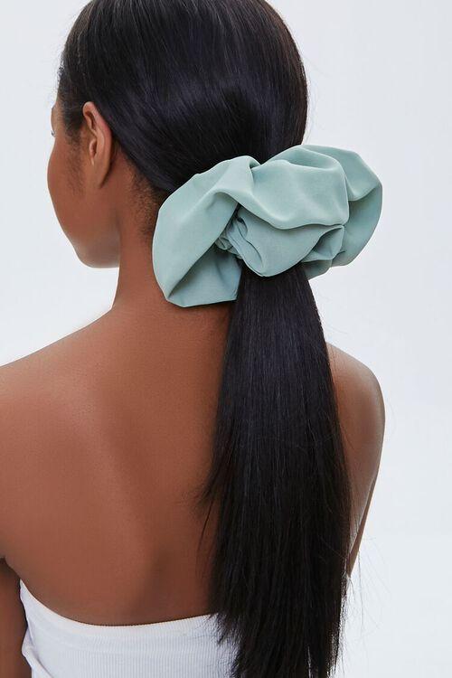 Oversized Hair Scrunchie, image 1