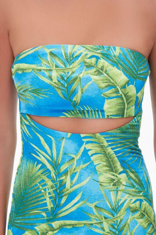Tropical Floral Tube Dress, image 5