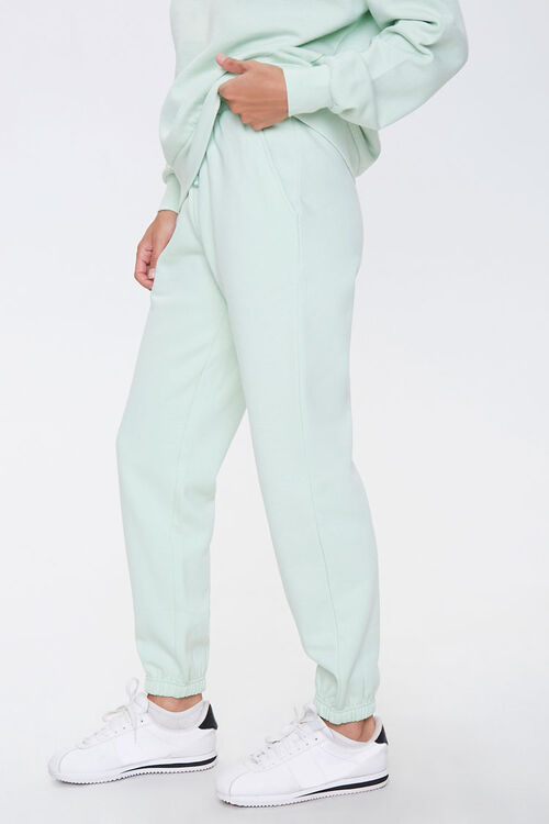 Drawstring Fleece Sweatpants, image 3