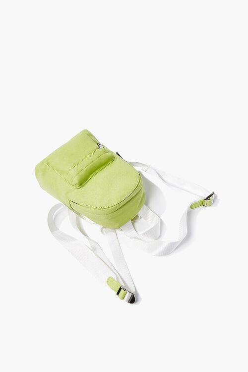 Zippered Brushed Backpack, image 4