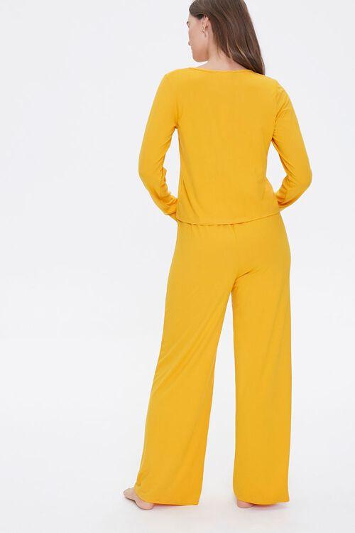 Pajama Top & Pants Set, image 3