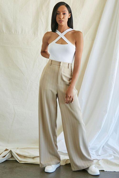Crisscross-Back Bodysuit, image 4