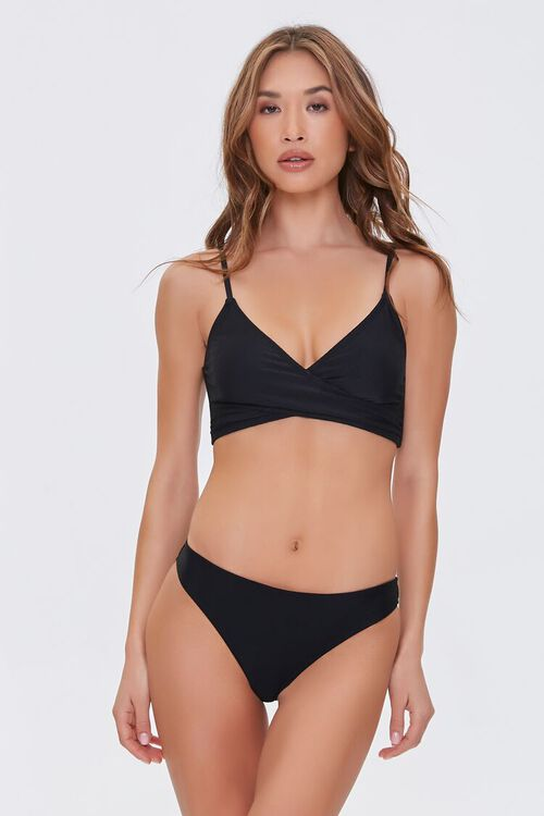 Cheeky Bikini Bottoms, image 1